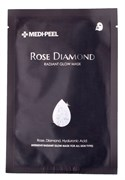 Medi-Peel Маска для сияния кожи с алмазной пудрой - Rose diamond mask, 25мл