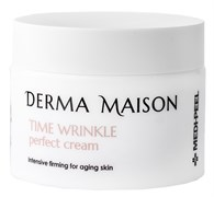 Разглаживающий крем интенсивного восстановления MEDI-PEEL Derma Maison Time Wrinkle, 50 гр