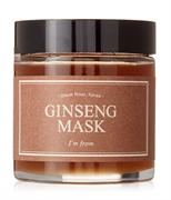 Антивозрастная маска с женьшенем I'm from Ginseng Mask, 120 гр