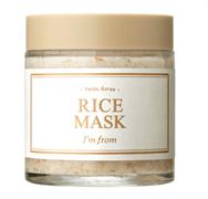 Питательная маска с отрубями риса I'm from Rice Mask, 110 гр