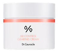 Dr.Ceuracle, Крем 5-Альфа контроль 5α Control Clearing Cream, 50г