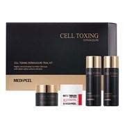 Набор миниатюр с лифтинг эффектом MEDI-PEEL Cell Toxing Dermajours Trial Kit (4 ед.)