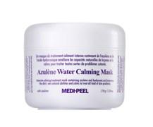 Успокаивающая и увлажняющая маска с азуленом MEDI-PEEL Azulene Water Calming Mask, 150 гр