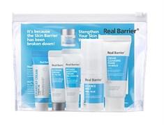 Набор увлажняющих средств для чувствительной кожи Real Barrier Travel Kit 5