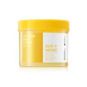 Пэды для снятия макияжа Sur.Medic+ Deep Clear Bright Calming Oil Pad, 60 шт