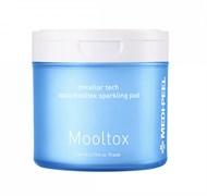 Увлажняющие очищающие пэды MEDI-PEEL Aqua Mooltox Sparkling Pad (70 шт)