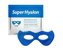 Увлажняющие гидрогелевые патчи для кожи вокруг глаз VT Cosmetics Super Hyalon Eye Patch, 8 гр