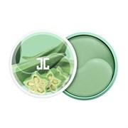 Укрепляющие гидрогелевые патчи с экстрактом плодов окры JayJun Okra Eye Gel Patch, 60 шт