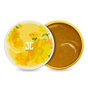 Успокаивающие патчи с календулой для раздраженной кожи JayJun Cosmetics Calendula Tea Eye Gel Patch, 60 шт