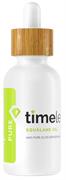 Гипоаллергенная ампула со 100% маслом сквалана Timeless Skin Care Squalane 100% Pure, 30 мл