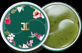 Гидрогелевые патчи с лепестками зелёного чая  JayJun Green Tea Eye Gel Patch, 60 шт.