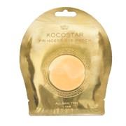 Kocostar Гидрогелевые патчи для глаз( 2 патчей/1 пар) 3г (Золотые) / Princess Eye Patch (Gold) Single