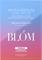 """BLOM, Микроигольные патчи """"Antiage"""" с изофлавонами красного клевера для кожи вокруг глаз и скул, 4 пары - фото 12198"""
